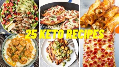 25 Keto Recipes For Weight Loss   TikTok Compilations #keto #ketorecipes #ketodiet