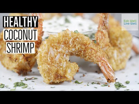 Keto Coconut Shrimp | Gluten Free Recipe