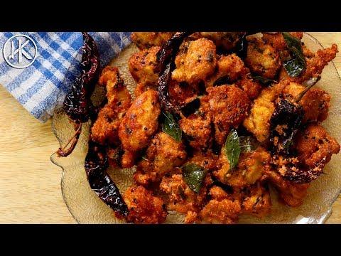 Keto Chicken 65 | Keto Recipes | Headbanger's Kitchen
