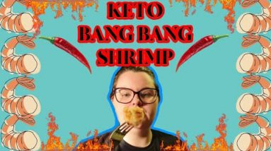 KETO BANG BANG SHRIMP RECIPE   LOW CARB FOOD   COOKING   FOOD   WEIGHTLOSS   KETO JOURNEY   SPICY