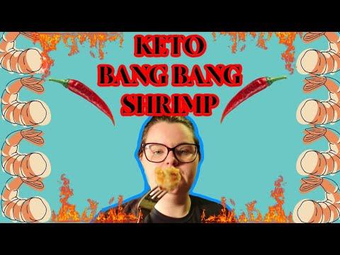 KETO BANG BANG SHRIMP RECIPE | LOW CARB FOOD | COOKING | FOOD | WEIGHTLOSS | KETO JOURNEY | SPICY